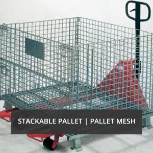 Stackable Pallet | Pallet Mesh