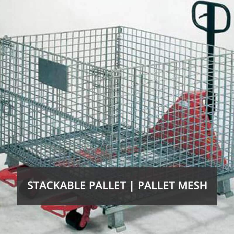 Stackable Pallet | Pallet Mesh
