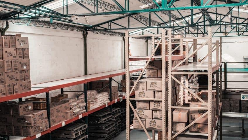 Benefits of Mezzanine Racking System